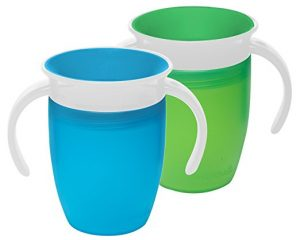 Munchkin Miracle 360 Trainer Cup 2 pack $8.11