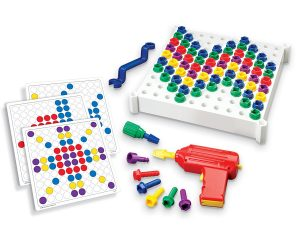Educational Insights Design & Drill Activity Center Only $18.09!