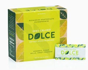 Monday Freebies-Free Dolce Stevia Sample