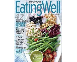Tuesday Freebies-Free Subscription to EatingWell Magazine!