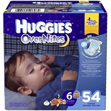 Wednesday Freebies-Free Huggies Overnight Diaper Sample