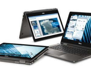 Dell Latitude 3379 2 in1 Laptop 13.3″ $499.99