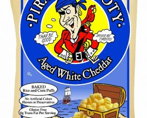 Pirate's Booty Aged White Cheddar (1 oz bags) 24 pack $11.99