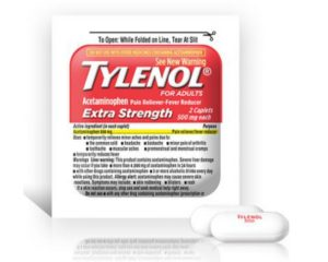Saturday Freebies –  Free Tylenol Extra Strength Sample at Walmart!