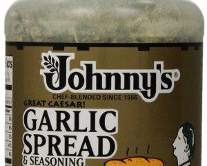 Johnny's Garlic Spread 18 oz $5.99