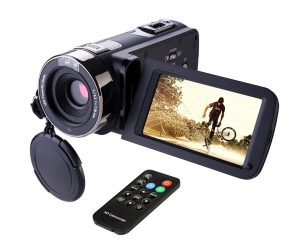 Hausbell Camcorder with Night Vision $89