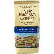 New England Blueberry Cobbler 11 oz Coffee $4.99