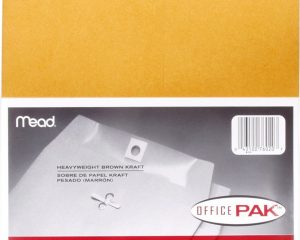 Mead 9X12 Clasp Envelopes 20 Pack $2.29