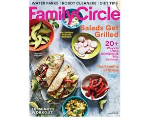 Wednesday Freebies-Free Subscription to Family Circle Magazine