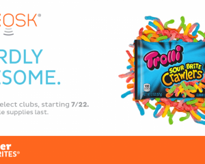 Saturday Freebies – Free Trolli Sour Brite Crawlers Sample at Sam's Club!