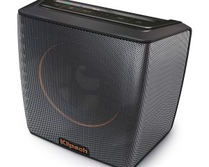 Klipsch Groove Portable Bluetooth Speaker Only $69.99!
