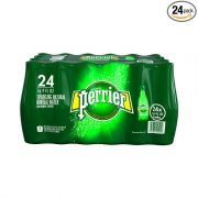 PERRIER Sparkling Mineral Water, 16.9-Ounce Bottles (Pack of 24) Only $12.49!