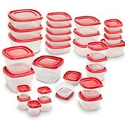 Rubbermaid Easy Find Lids Food Storage Container, (60 piece set) $27.19