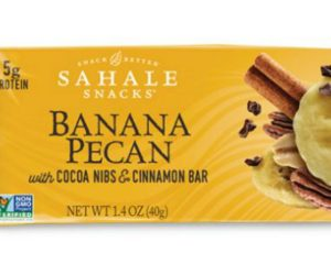 Saturday Freebies – Free Sahale Snacks Bar Sample at Walmart!