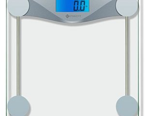 Etekcity Digital Body Weight Scale with Body Tape Measure only $16.90