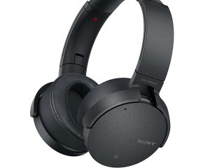 Sony Extra Bass Wireless Noise Canceling Headphones Only $148!