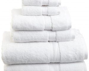 Superior 900 GSM Luxury Bathroom 6-Piece Towel Set Only $30.06!