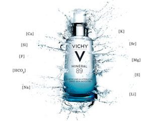 Tuesday Freebies-Free Vichy Mineral Moisturizer Sample