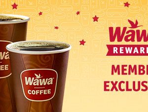 Wednesday Freebies-Free Coffee today at Wawa