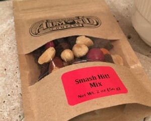 Monday Freebies-Free Sample from Fresh Roasted Almond Co