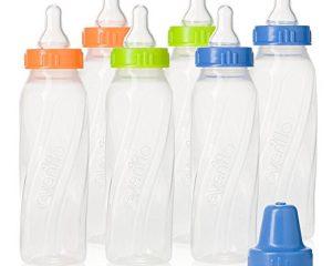 Evenflo Feeding Classic Twist Clear Bottles (set of 12) $4.51