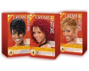 Thursday Freebies-Free Creme of Nature Hair Color Kit!