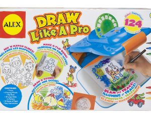 ALEX Toys Artist Studio Draw Like A Pro $16.11