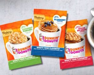 Thursday Freebies-Free Dunkin' Coffee Samples