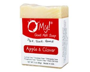 Wednesday Freebies-Free OMy! Goat Milk Soap