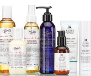 Friday Freebies-Free Samples from Kiehl's skincare