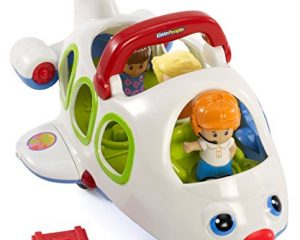Fisher-Price Little People Lil' Movers Airplane $9.84