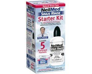 Wednesday Freebies-Free NeilMed Sinus Rinse Kit