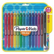 Paper Mate Inkjoy Gel Pens, Medium Point, 14 Count $12