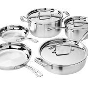 Cuisinart MCP-8NW MultiClad Pro Set (8-Piece) $139.99