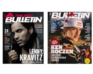 Monday Freebies-Free Subscription to the Red Bulletin