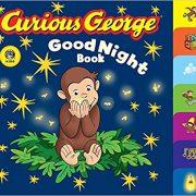 Curious George Good Night Board Book $2.52
