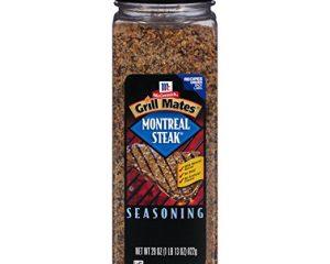 McCormick Grill Mates Montreal Steak Seasoning, 29 oz $4.29