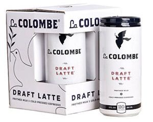 Tuesday Freebies- Free La Colombe Draft Latte Espresso Drink