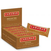 Larabar Gluten Free Bar, Pecan Pie, 1.6 oz Bars (16 Count) $10.62