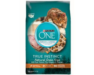 Tuesday Freebies-Free Purina ONE Cats True Instinct sample