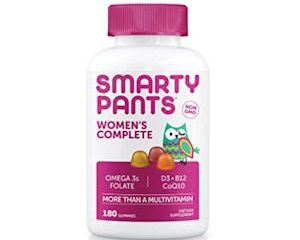 Wednesday Freebies-Free SmartyPants Gummy Vitamin Samples