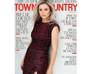 Monday Freebies-Free Subscription to Town & Country