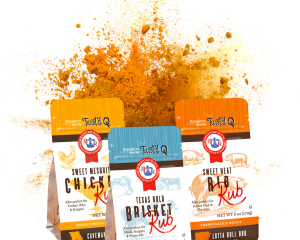 Saturday Freebies – Free Twist'd Q Premium BBQ Rub Sample!