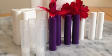 Learn to Make DIY Lip Balm and Lotion Sticks + Giveaway!