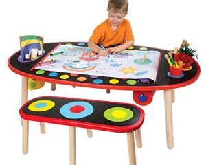 ALEX Toys Artist Studio Super Art Table with Paper Roll $87.99