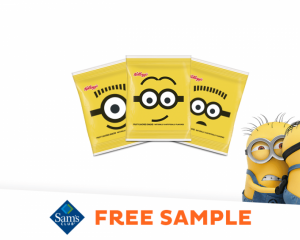 Saturday Freebies – Free Kellogg's Despicable Me Fruit Flavored Snacks at Sam's Club!