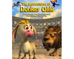 Wednesday Freebies-Free Donkey Ollie DVD