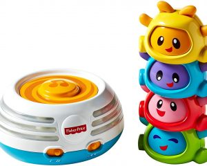 Fisher-Price Bright Beats Build-a-Beat Stacker $10.53