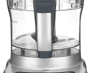 CUISINART FP-8SV ELEMENTAL 8-CUP FOOD PROCESSOR, SILVER $64.99