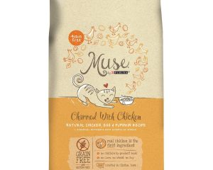 Monday Freebies-Free Sample of Muse Grain-Free Cat Food